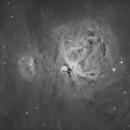 M42 Orion,                                Aaron Tragle