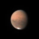 Mars, ZWO ASI462MC, 20200808,                                Geert Vandenbulcke