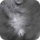 The Cone Nebula no stars,                                Wes Higgins