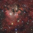 NGC 7822 - The Devil's head nebula,                                Rafael Schmall