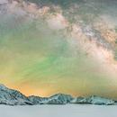 Pastel Skies,                                Nathan Weaver