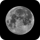 Full Moon through an Eyepiece,                                Timothy Martin & Nic Patridge