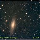 NGC 7331 - The 'Deer Lick' Galaxy Group in Peg.,                                astroeyes