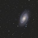 Messier 81,                                apaquette
