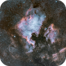North American & Pelican Nebula,                                Jared Holloway