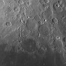 Moon from Pitatus to Tycho,                                Riedl Rudolf