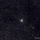 Messier 11, the Wild Duck,                                John O'Neal, NC Stargazer