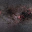 Cygnus Widefield,                                aalbi