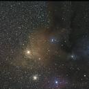 Rho-Ophiuchi/Antares Complex - Version 2,                                Eduardo Oliveira