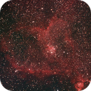 Heart Nebula (IC 1805),                                Lukas Šalkauskas