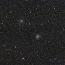 NGC 6939 NGC 6946,                                Ponpon