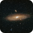 M31 from 10-9-2020,                                Chris Hunt