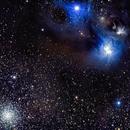 NGC 6723 & NGC 6726,                                Ken