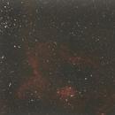 Heart Nebula,                                Karl