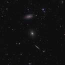 NGC 5981, 5982, and 5985,                                Morris Yoder