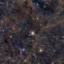 NGC 1333,                                Jerry Huang