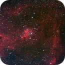 IC1805 Heart Nebula,                                Jussi Kantola
