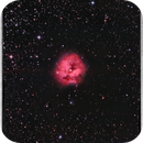 Cocoon nebula IC 5146,                                floreone