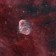 The Crescent Nebula & Soap Bubble Nebula (++ OIII),                                Arun H.