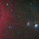 M78 and Barnard's Loop,                                Alan Coffelt