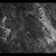 Center of SH2-119 Clamshell Nebula Ha,                                Göran Nilsson