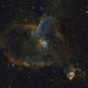 Heart Nebula,                                Rich139