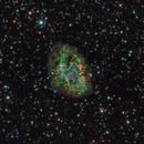 M1 - Crab Nebula,                                Frank Breslawski