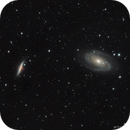 M81 Bode's Galaxy and Co.,                                star-watcher.ch