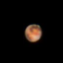 My first Mars,                                Marcos González Troyas