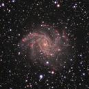 QHY183M First Light Field Notes & Image: NGC 6946 in LRGBHa,                                Ben Koltenbah