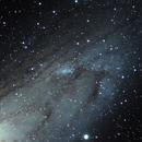 Star Cloud within Andromeda Galaxy, NGC 206,                                Steven Bellavia