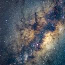 Pipe Nebula,                                Bruce Rohrlach