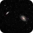 M81 and M82,                                Chris Bagley