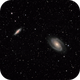 M81 and M82,                                Chris Bagley