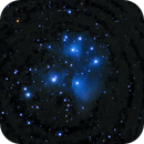M45 - Pleiades,                                Itto Ogami