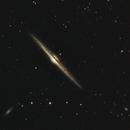 Needle Galaxy,                                KiwiAstro