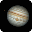 Good seeing finally ))  Jup on August5 1m- Peach,                                chilescope