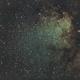 Region of the Scutum Milky Way (diafilm),                                gigiastro