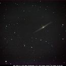 Needle Galaxy,                                Bruce Donzanti