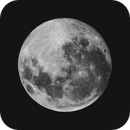 Full Moon 1/27/2021 (First Light with new Sky-Watcher EQ6-R Pro),                                Jim Matzger