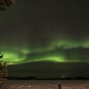Aurora and asterism: 2019-11-27,                                Darren (DMach)