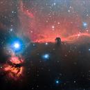 Horse Head Nebula,                                Alessandro Merga