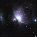 Orion Nebula (M42),                                Rich Thompson