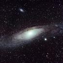 Andromeda mit APO V2,                                Stefan