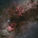 Cygnus Constelation with 50mm Lens,                                Rodrigo Andolfato
