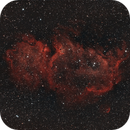 Heart Nebula,                                Philipp Weller