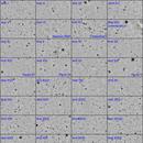 Andromeda's spheroidal dwarf satellites (poster),                                Giuseppe Donatiello