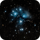 M45 Pleiades,                                Dan Broyles