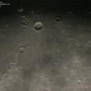 Copernic crater and the near region,                                Irimia Teodorian