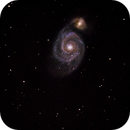 M51 Whirlpool Galaxy,                                Christian Kussberger